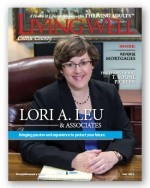 Lori A. Leu is Featured in Living Well Magazine